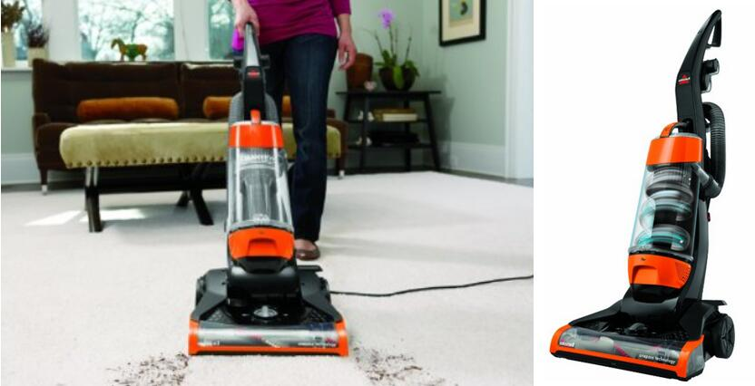 BISSELL CleanView Bagless Upright Vacuum with OnePass Technology 1330