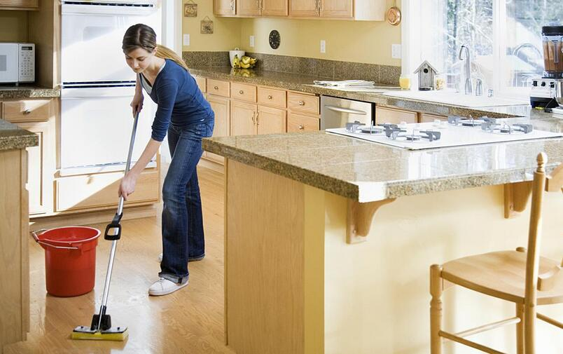 Genial Best Way To Mop Kitchen Floor