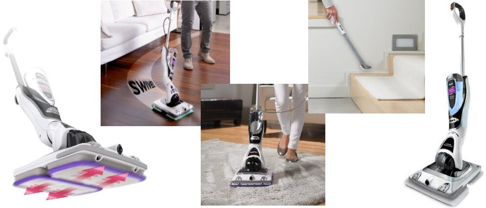 Shark Sonic Duo Carpet and Hard Floor Cleaner (ZZ550)
