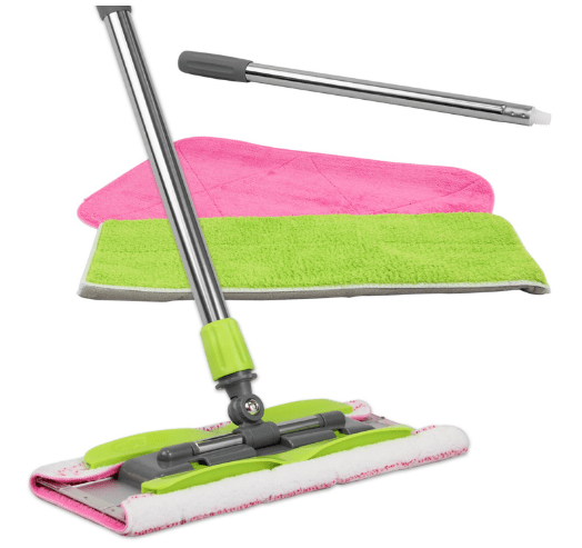best microfiber mop for hardwood floors