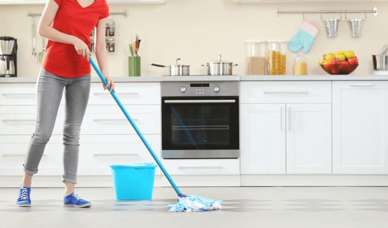 best mop for kitchen floors