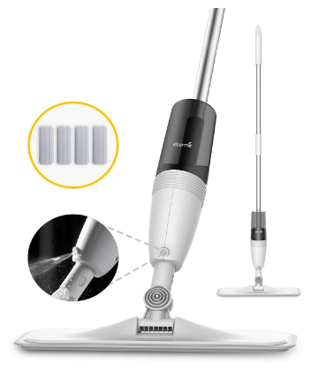 best spray mop refillable