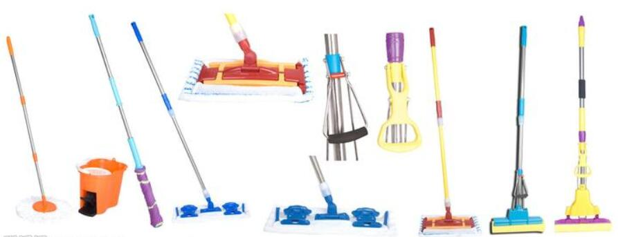 different types of mops to choose