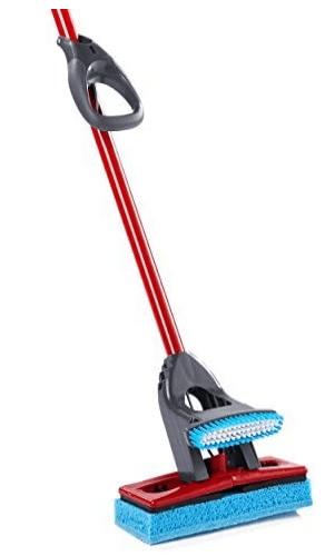 flat sponge mop
