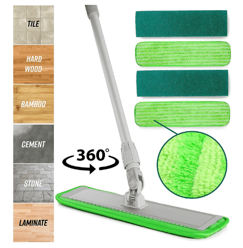 microfiber mop for tile floors