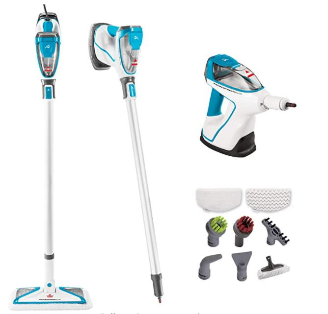 BISSELL Powerfresh Steam Mop 2075A Review