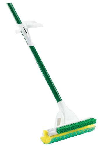 sponge roller mop