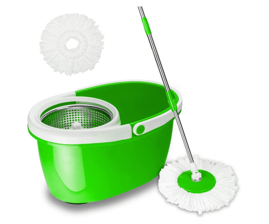 best cheap spin mop
