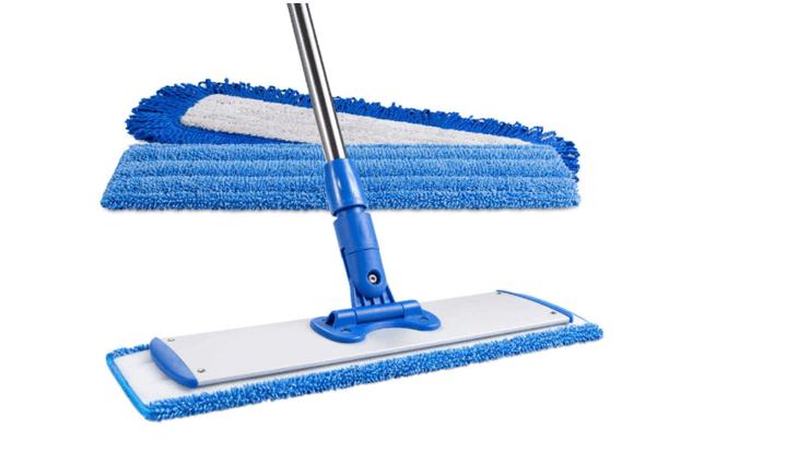 best microfiber wet mop
