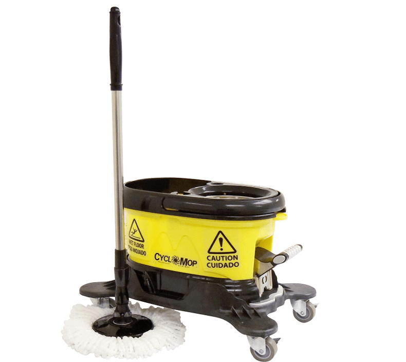 best spin mop for commericial use