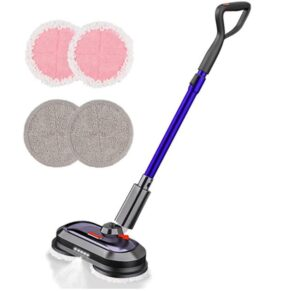 spin mop with refills