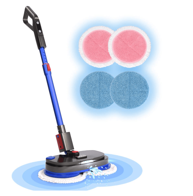 Cordless Electric Floor Cleaner