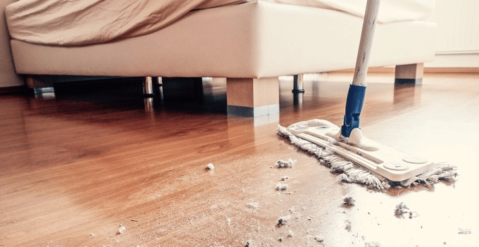 best dust mop for hardwood floors