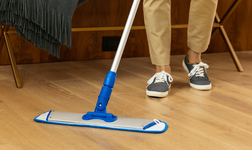 dust mop for hardwood floors