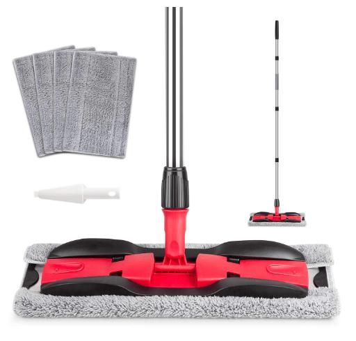 Floor dust Mop for Hardwood Cleaning