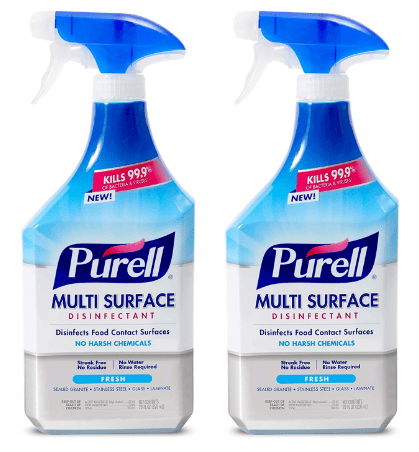 best fresh disinfectant spray