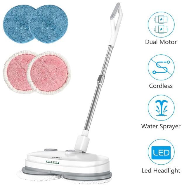 best cordless electric mop large