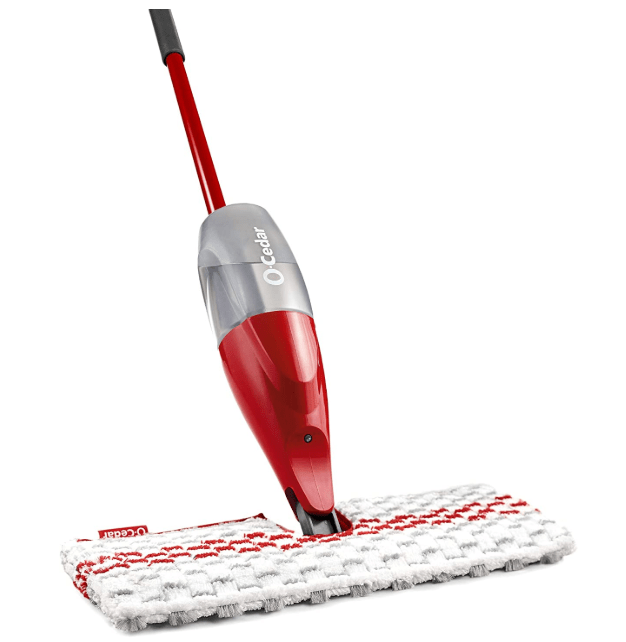 best spray mop for large areas