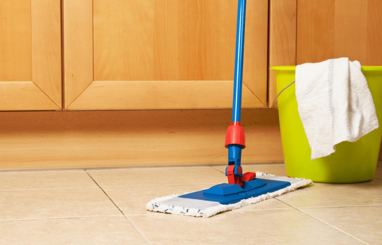 best wet mop for tile floors