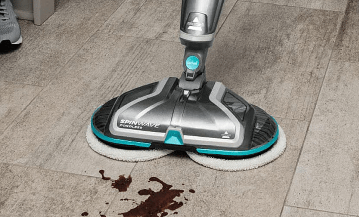 bissell electric mop