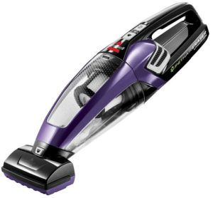 bissell pet hair cordless hand vacuum