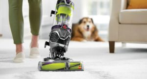 bissell vacuum for dog hair