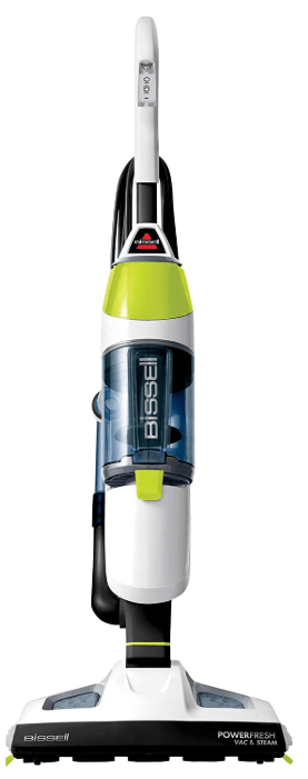 bissell vacuum and steam mop