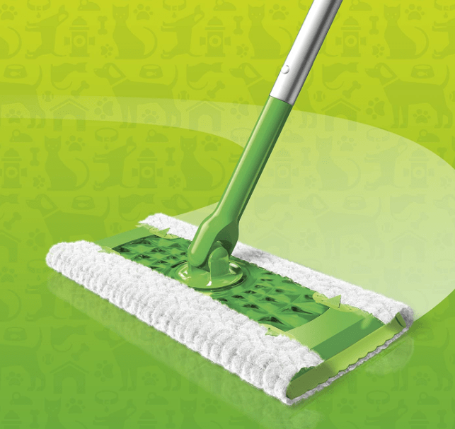 dry mop for pets