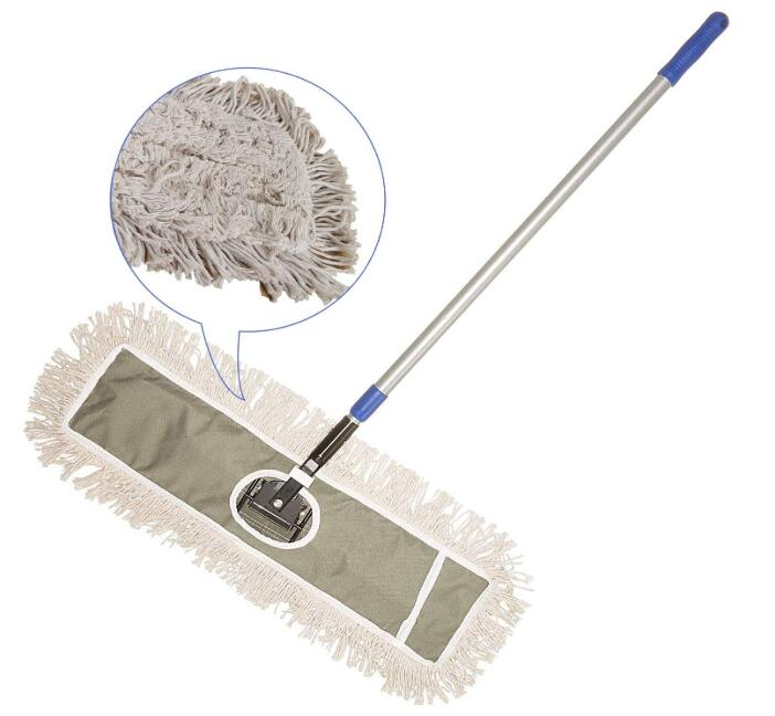 dust mop for large areas