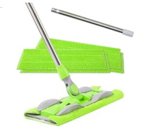 washable microfiber mop for home cleaning