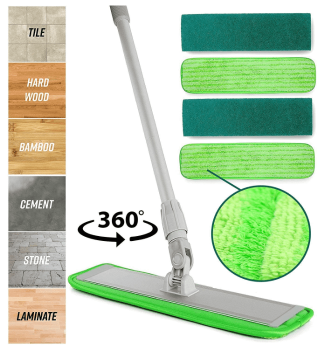 mop for dog hair
