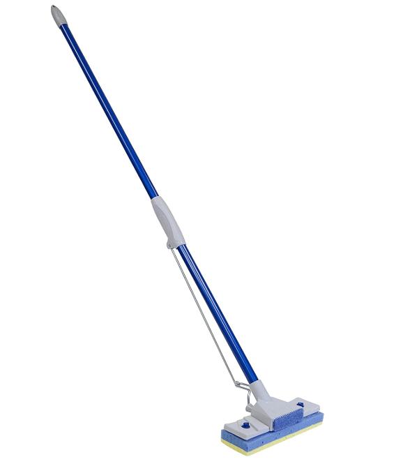 sponge mop for scrubbing