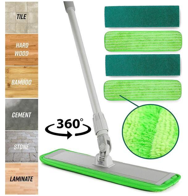 best microfiber mop for linoleum floors