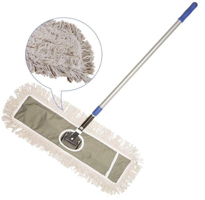 dust mop for concrete floors