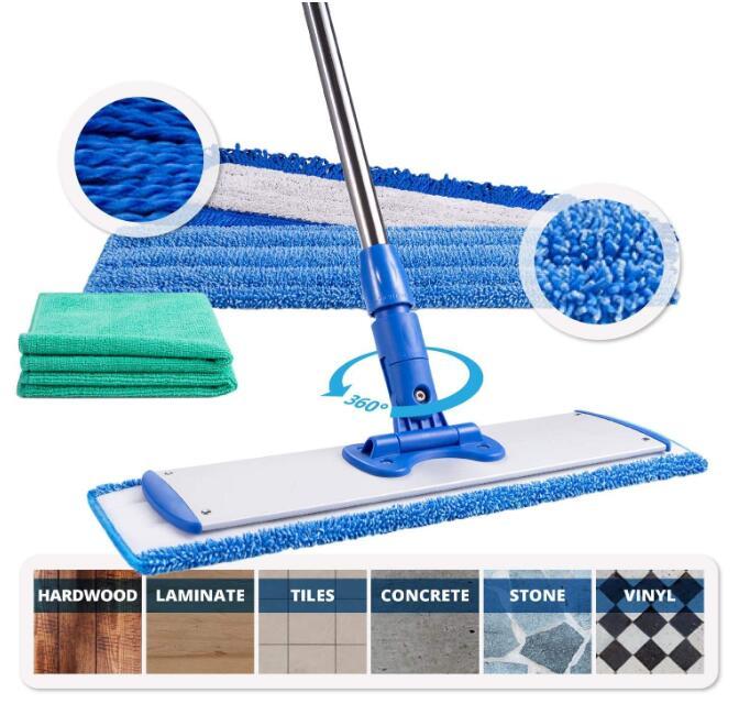 microfiber mop for concrete floors