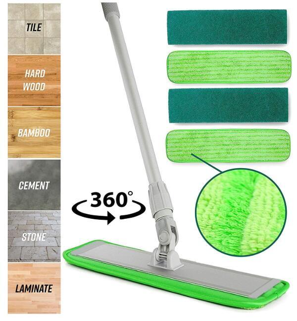microfiber mop for hardwood floors