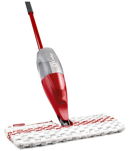 o cedar microfiber spray mop