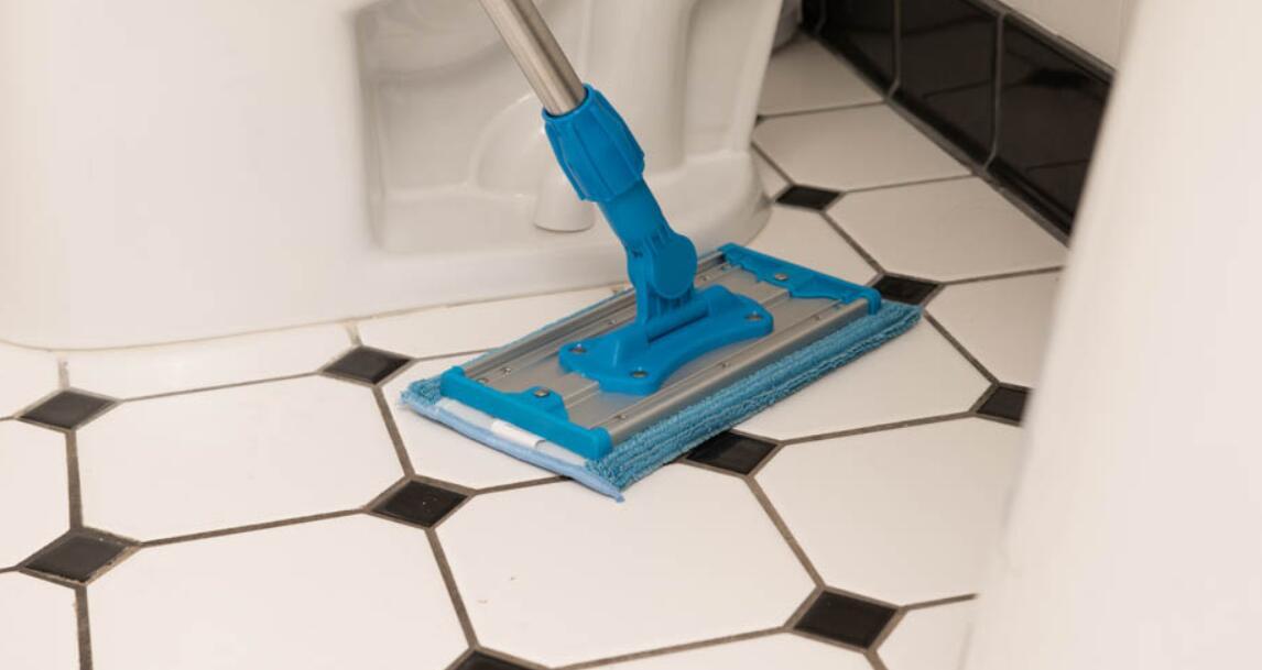 bathroom floor mop