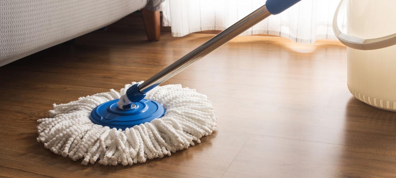 best dust mop for laminate floors