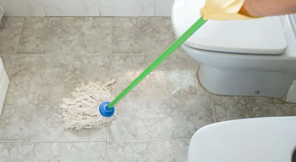 best mop for bathroom floors