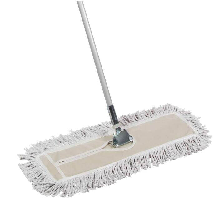 cotton dust mop