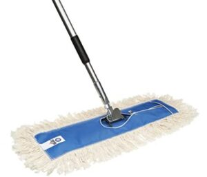nine forty residential cotton flat mop