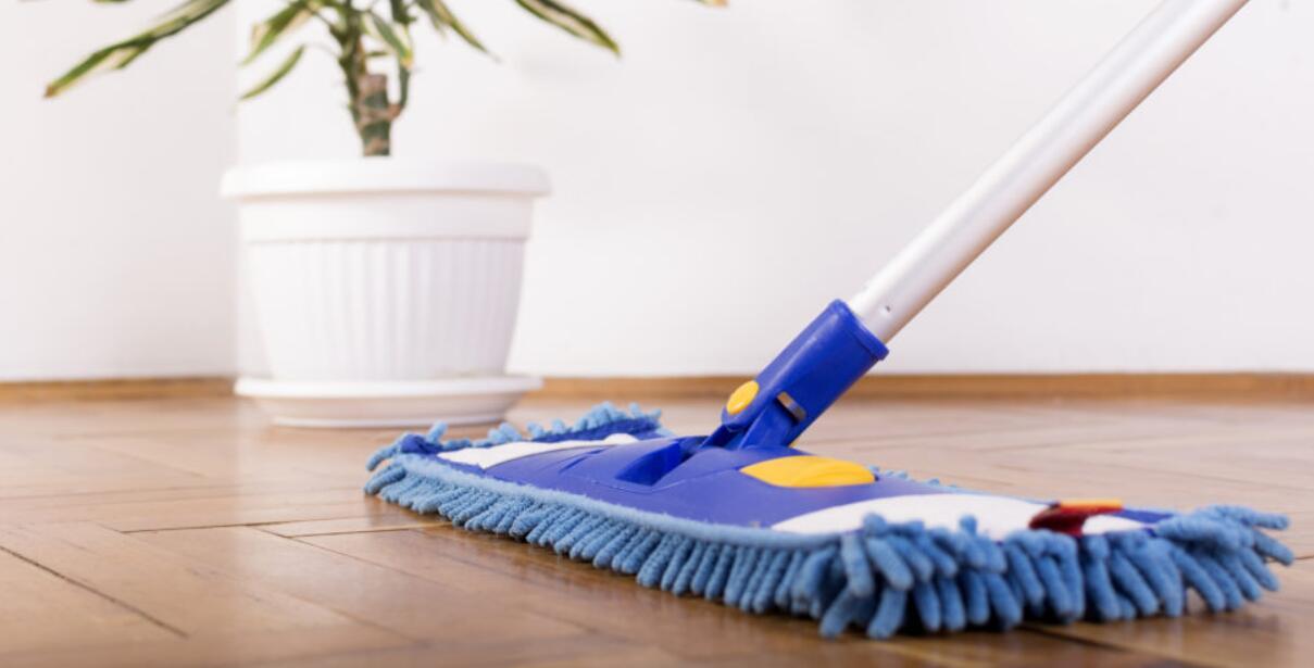 dry mop for hardwood floors
