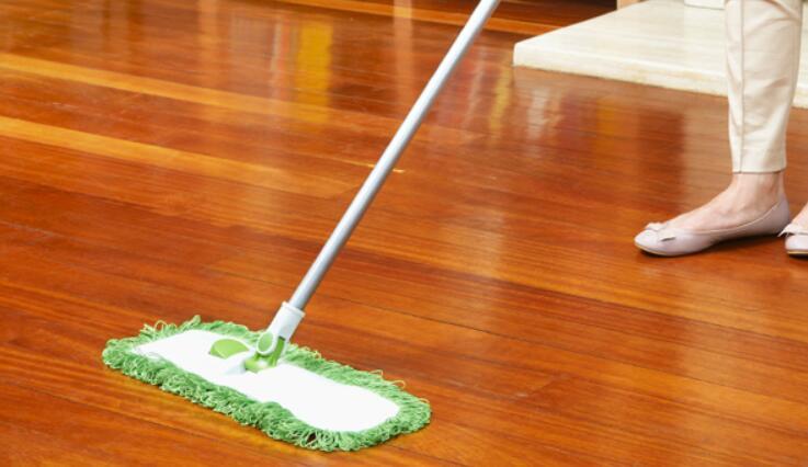 dust clean laminate floors