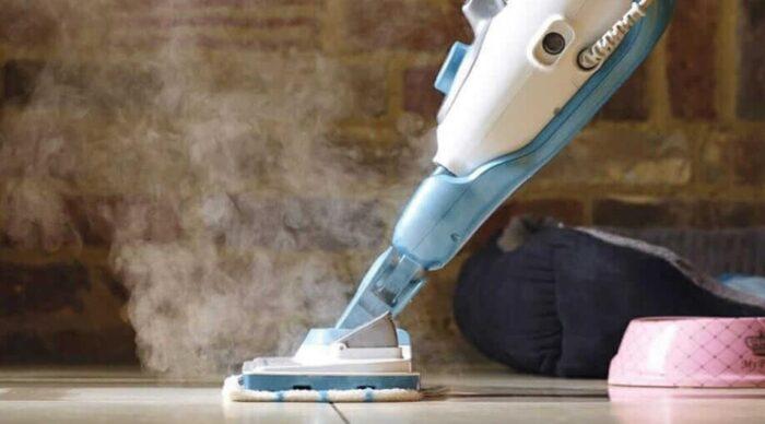steam mop is better rugular mop