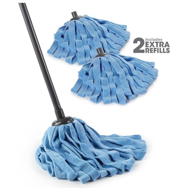 o cedar microfiber cloth mop commercial