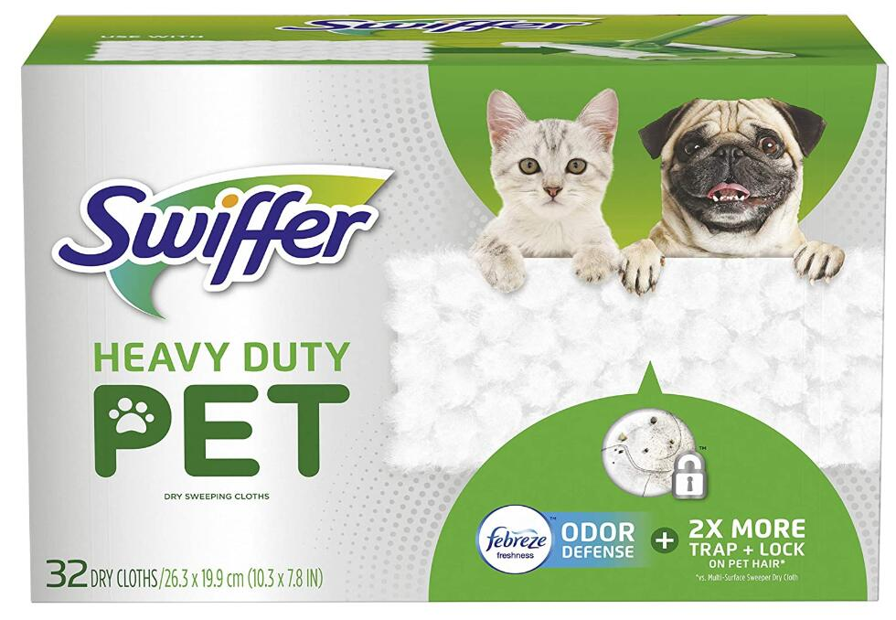 swiffer mop for pet