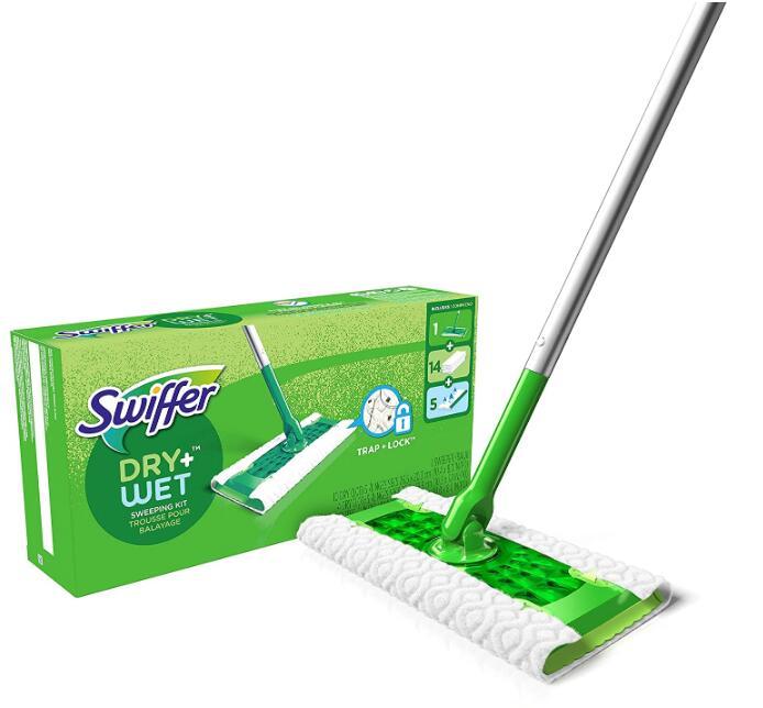 swiffer sweeper dry wet heavy duty