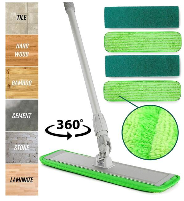easy to use mop for dog urine