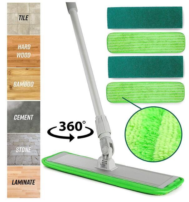 microfiber mop for stone floors